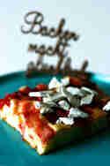 Erdbeer-Rhabarber-Kuchen © Transglobal Pan Party