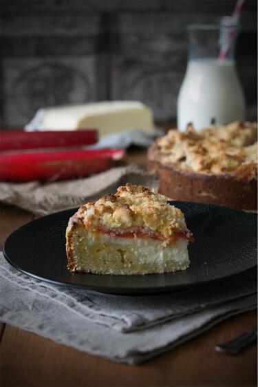 25 Kostliche Rhabarberkuchen Die Du Einfach Probieren Musst