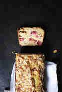 Rhabarber-Sauerrahm-Kuchen © Backstübchen