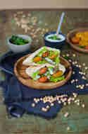 Zweierlei Falafeln © Foodistas