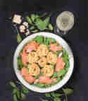 Lachs-Spinat One Pot Pasta|EMF Verlag|Fotografie & Rezept: Stefanie Hiekmann