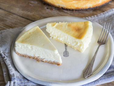 Der Einzig Wahre Cheesecake New York Oder American