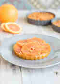 Tarte Orange © Foodistas