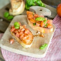 Bruschetta mit Tomaten_featured