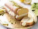 Klassiker aufgemotzt: Gefüllter Zitronenkuchen mit Lemon Curd