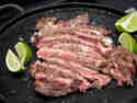 Super aromatisches Thai Style Skirt Steak