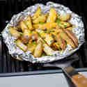 Sag Cheeeeese: Kartoffel-Käse-Päckchen vom Grill