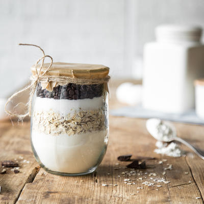 clean baking karotten zimt cookies mit haferflocken. Black Bedroom Furniture Sets. Home Design Ideas