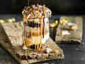Das beste zum Dessert: Karamell-Brownie Trifle mit Rolos