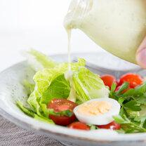 Klassisches Joghurtdressing mit Senf_featured