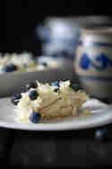Blaubeer-Limoncello-Tiramisu © Ich machs mir einfach
