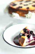 Blueberry Cheesecake © Foodistas