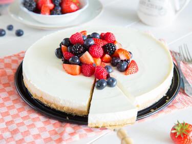 Mini Kühlschrank Für Kuchen : Die philadelphia torte die einzig wahre kühlschranktorte