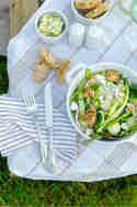 Melonen-Gurken-Salat © Foodistas