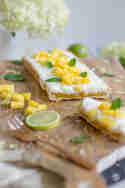 Mango-Tarte © Alles und Anderes