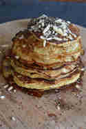 Bananen-Pancakes © The Recipe Suitcase