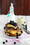 Blueberry Pancakes © KüchenDeern