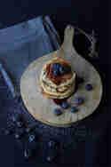 Buttermilch-Pancakes © Süße Zaubereien