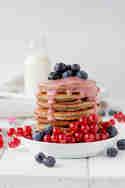 Glutenfreie Buchweizen-Pancakes © Foodlikers