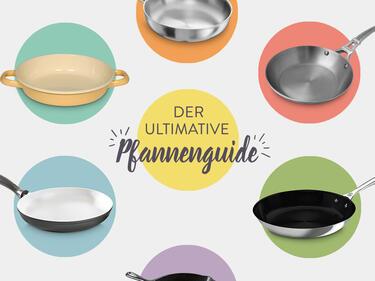 Edelstahl Grillpfanne Für Gasgrill : Der pfannen guide: alles was du über pfannen wissen musst