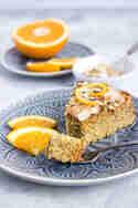 Orangen-Mandelkuchen © Maras Wunderland