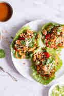 Thai-Salat-Wraps © Heavenlynn Healthy
