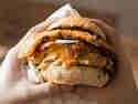 Auf die Faust – Texas Bacon Burger