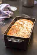 Brot aus der Ankarsrum Küchenmaschine © Flowers on my plate