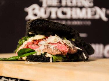 Foodtrucks Düsseldorf: The Flying Butchmen - Beefwich