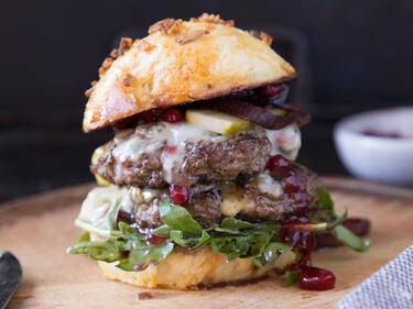 Anleitung Burger Selber Machenpatty Selber Machenbuns Selber Backen