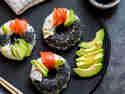 Es ist Zeit für einen neuen Look! Sushi Donuts