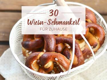 30 Schlemmer-Rezepte für das Oktoberfest-Feeling zu Hause