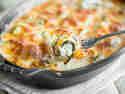Zucchini-Röllchen mit Ricottacreme