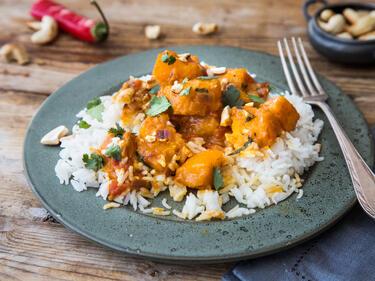 Rezept kurbis linsen curry