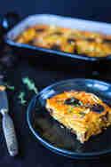 Chorizo-Tortilla mit Süßkartoffeln © trickytine