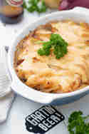 Kartoffelgratin mit Bier © Foodlikers