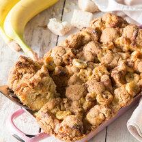 French Toast- Auflauf mit Banane_featured