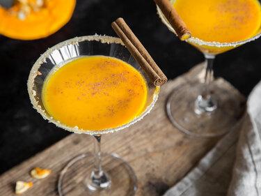 Kürbis-Martini