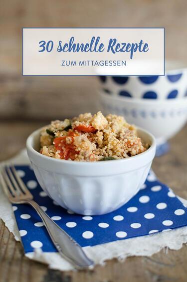 Mahlzeit 30 Leckere Lunch Rezepte Für Jeden Tag