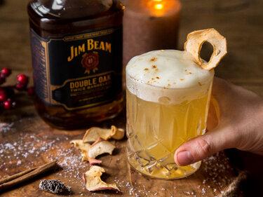 Auf die Faust - Jim´s Apple Sour Cocktail