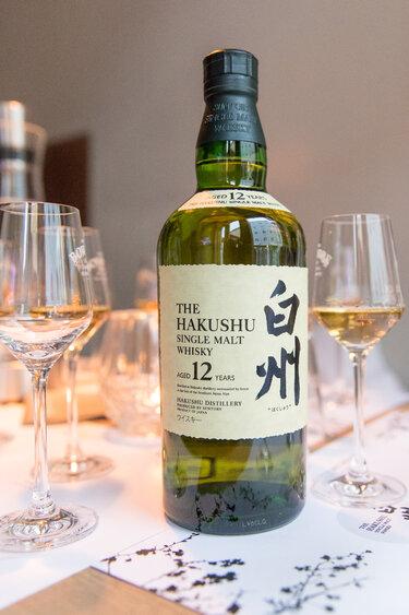 The Hakushu - 12 years old