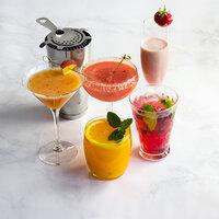 fruchtige erdbeer mango bowle mit basilikum. Black Bedroom Furniture Sets. Home Design Ideas