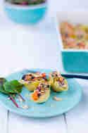 Gefüllte Muschelnudeln © Foodistas