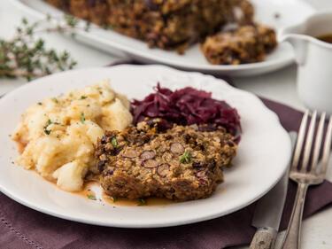 Weihnachtsessen Vegetarisch Festlich.15 Vegane Rezepte Für Dein Perfektes Weihnachtsmenü