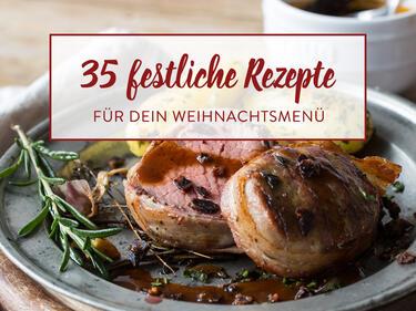 Weihnachtsessen Für 2.Von Klassisch Bis Vegan 35 Rezepte Für Dein Weihnachtsmenü