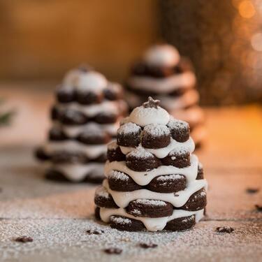 Rezept Tannenbaum.O Tannenbaum Kekse Für Den Weihnachtsteller