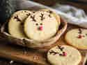 Süße Rentier Cookies