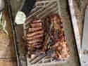 T-Bone Steak mit Kräuterbutter vom Beefer