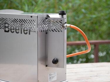 Beefer Pro Test - Heckansicht