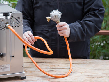 Beefer Pro Test - Gasschlauch